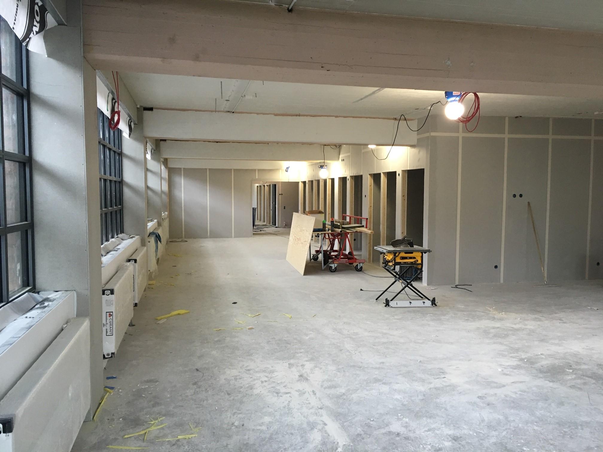 Nytt kontor i Älmhult